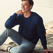 Raglan Sleeve Sweatshirt by Fruit of the Loom