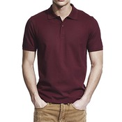 Slim Fit Polo by Continental