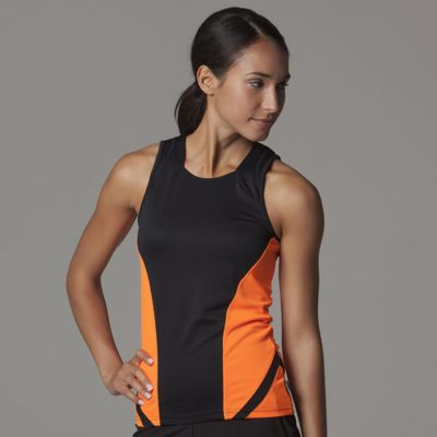 Cooltex® Ladies Running Vest  by Gamegear® Thumbnail