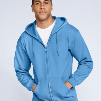 Full Zip Hooded Sweatshirt by Gildan Thumbnail