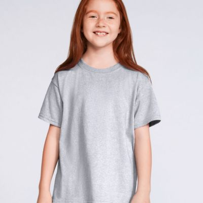 Children's Heavy Cotton T-Shirt by Gildan Thumbnail