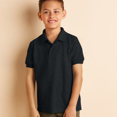Children's DryBlend™  Polo Shirt by Gildan Thumbnail