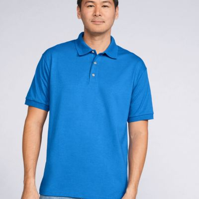 DryBlend™ Jersey Polo Shirt by Gildan Thumbnail