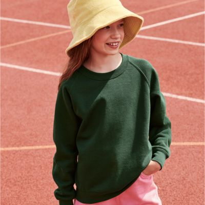 Children's Sweatshirt by Fruit of the Loom Thumbnail
