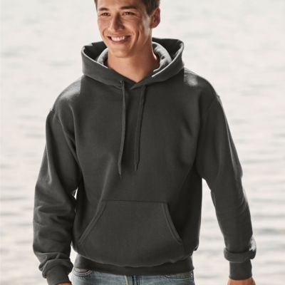 Hooded Sweatshirt by Fruit Of The Loom Thumbnail