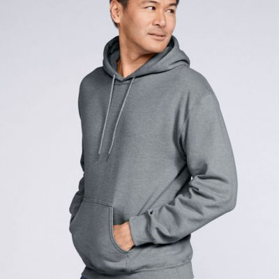 Hooded Sweatshirt by Gildan Thumbnail