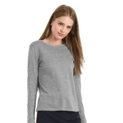 Ladies Long Sleeve T -Shirt by B&C Thumbnail