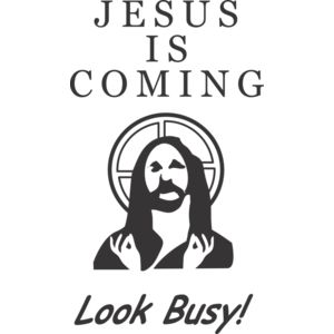 Jesus Is Coming Thumbnail