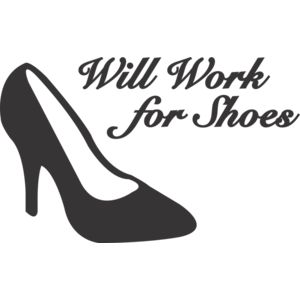 Will Work for Shoes Thumbnail