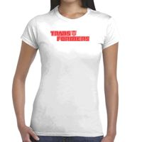 Ladies Heavy Cotton Semi Fitted T Shirt by Gildan Thumbnail